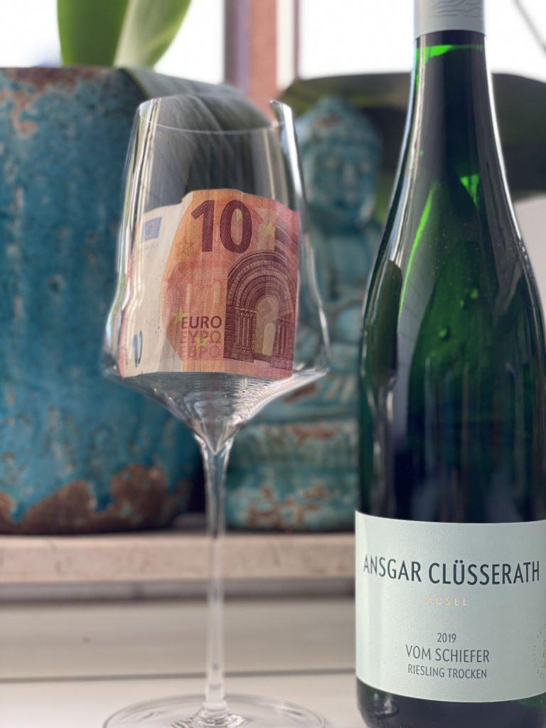 Wein unter 10€